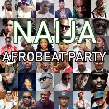 Naija Afrobeat Party! Afrobeat/African Mix | SOUNDPLATE